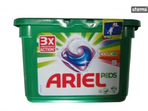 ARIEL3in1CAPSULESCOLOR15x28ml
