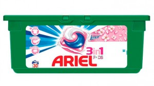 ARIEL3in1CAPSULESLENOR30x28ml