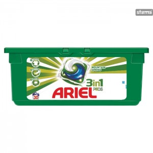 ARIEL3in1CAPSULESMOUNTAINSPRING32x28ml