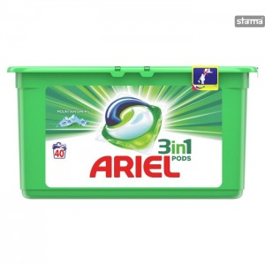 ARIEL3in1CAPSULESMOUNTAINSPRING42x28ml