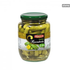 BABYGHERKINS500ml