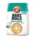 BAKE ROLLS7DAYSSOURCREAMANDONION80g