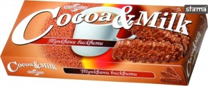 BISCUITSCOCOA&MILK150g
