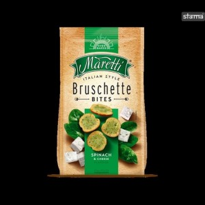 BRUSCHETTESpinachandcheese70g