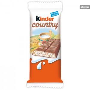 CHOCOLATEKINDERCOUNTRY235g
