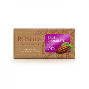 CHOCOLATEROSHENDARK78%90g