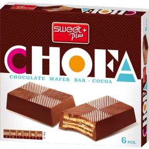 CHOCOLATEWAFERBARCHOFACOCOA110g