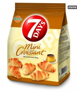 CROISSANTS7DAYSMINICARAMEL185g