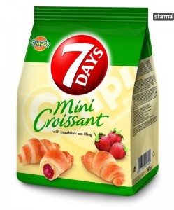 CROISSANTS7DAYSMINISTRAWBERRY60g