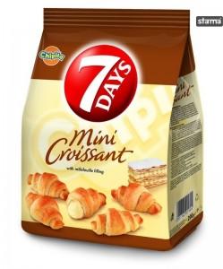 CROISSANTS7DAYSMINIVANILLA185g