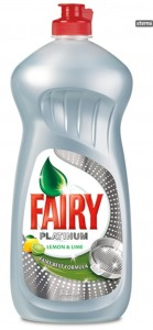 FAIRYPLATINUMLIME720ml