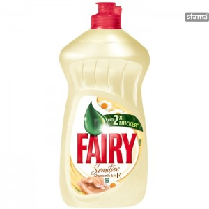 FAIRYSENSITIVECHAMOMILEANDVITAMINEE450ml