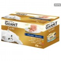 GOURMETGOLDMOUSSEASSORTED4x85g