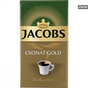 JACOBSCRONATGOLDGROUNDCOFFEE500g