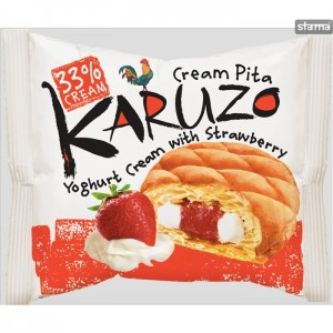 KARUZOCREAMPITAYOGHURTWITHSTRAWBERRY62g