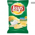 LAYSSOURCREAMANDDILL155g