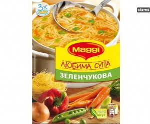 MAGGIVEGETABLESOUP40g