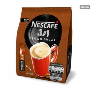 NESCAFE3in1BROWNSUGARbag10x16.5g