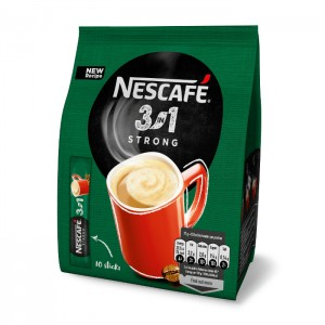 NESCAFE3in1STRONGbag10x17g