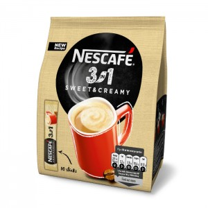 NESCAFE3in1SWEET&CREAMYbag10x17g