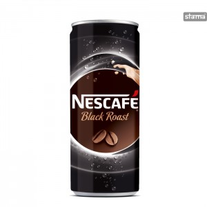 NESCAFEBLACKROASTCAN250ml