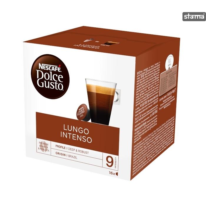 Nescafe Dolce Gusto Lungo Intenso 16cap 144g Stama Co Ltd