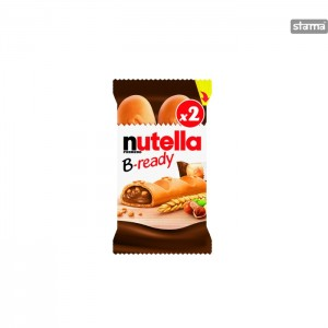 NUTELLAB-READY2pcs44g