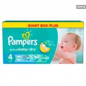 PAMPERSMICROBMAXI106pcs