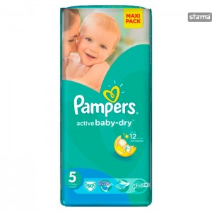 PAMPERSVALUEPACKPLUSJUNIOR50pcs
