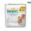 PAMPERSWIPESSENSITIVE4X56pcs