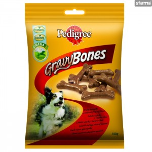 PEDIGREEGRAVYBONESBISCUITS150g