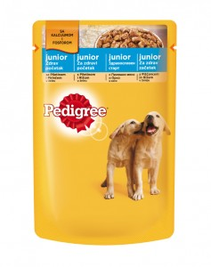 PEDIGREEPOUCHJUNIORCHICKEN100g