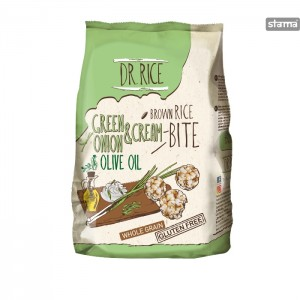 RICEBITEDRRICEGREENONIONANDCREAM50g