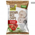 RICECHIPSRICEUPKETCHUP60g