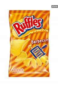 RUFFLESBARBEQUE155g
