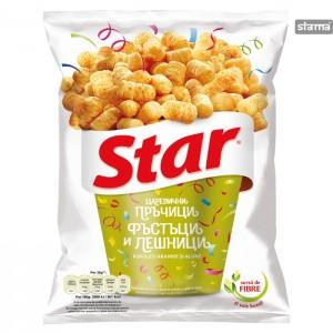 STARSNACKSPEANUTSHAZELNUTS79g