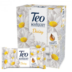 TEOBOUQUETDAISYBARSOAP70g