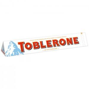 TOBLERONEWHITE100g