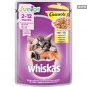 WHISKASPOUCHCASSEROLEJUNIORCHICKEN85g