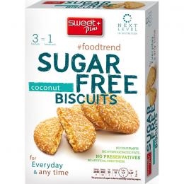 BISCUITS SUGAR FREE COCONUT 100g