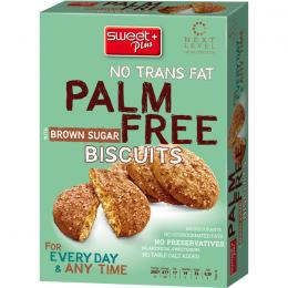 BISCUITS PALM FREE BROWN SUGAR 130g
