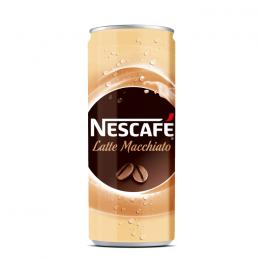 NESCAFE LATTE MACCHIATO CAN 250ml