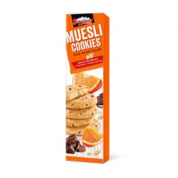 BISCUITS BOROVETS WITH ORANGE AND DARK CHOCOLATE 110g