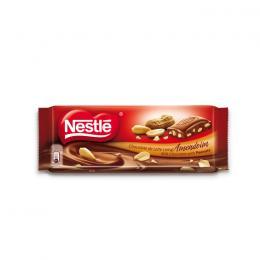 NESTLE MILK CHOCOLATE WITH PEANUTS 90g