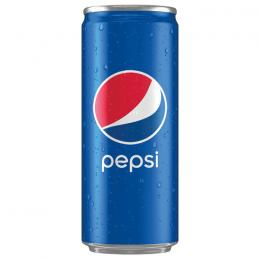CARBONATED DRINK PEPSI CAN 330ml