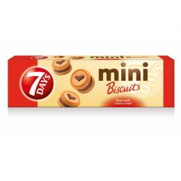 BISCUITS 7 DAYS MINI COCOA CREAM 100g