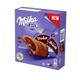 BISCUITS MILKA TENDER BREAK CHOCO 130g