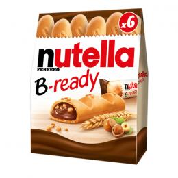 NUTELLA B-READY 6pcs 132g