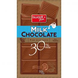 RICE CAKES RICE UP BELGIAN MILK CHOCOLATE 90g